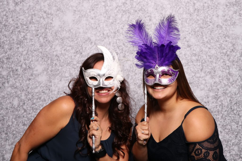 Wedding Photo Booth / Mardi Gras Masks